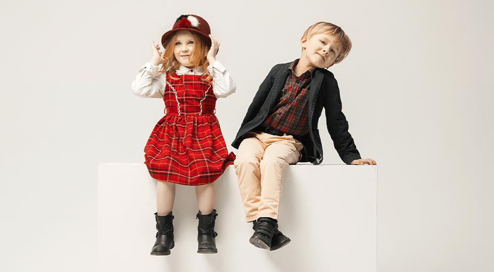 Дети амбассадор бренда