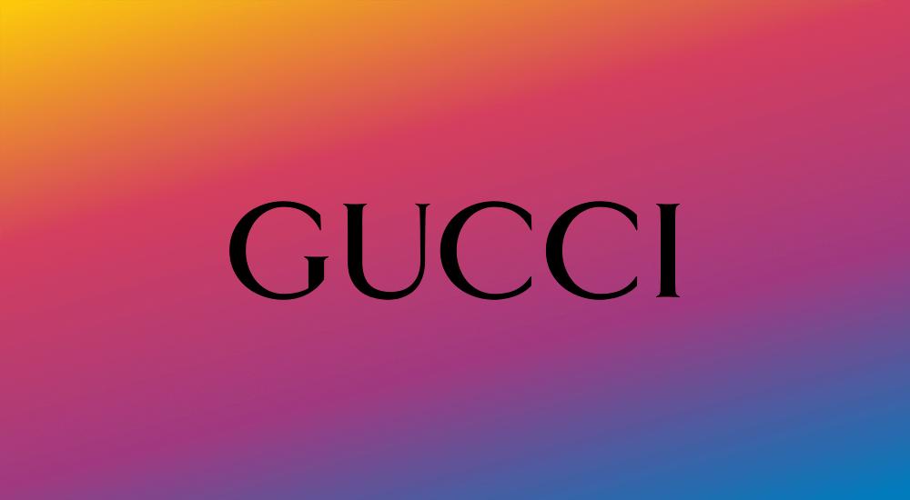 Gucci название бренда