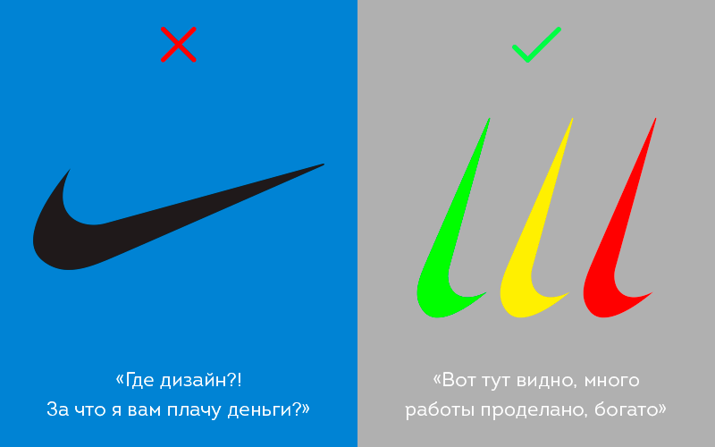 Изображение шутка логотип найка