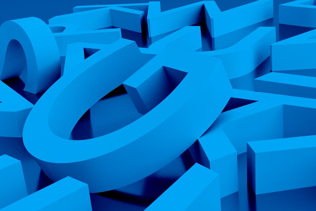 Создание фирменного шрифта
