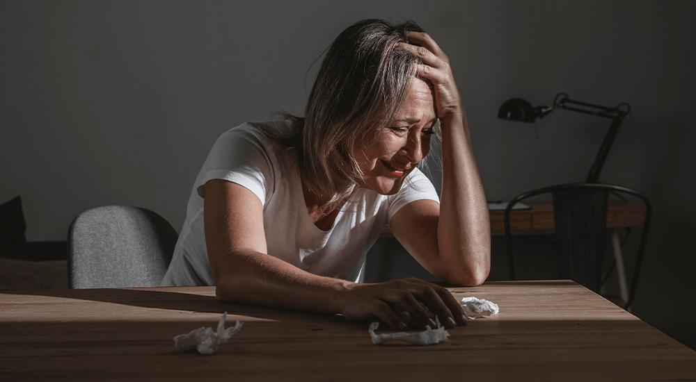 Стадия принятия депрессии
